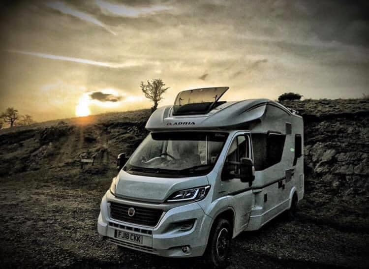 motorhome holiday travel guide
