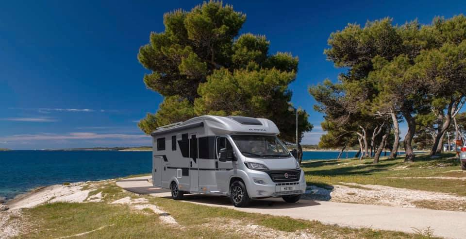 european motorhome holiday