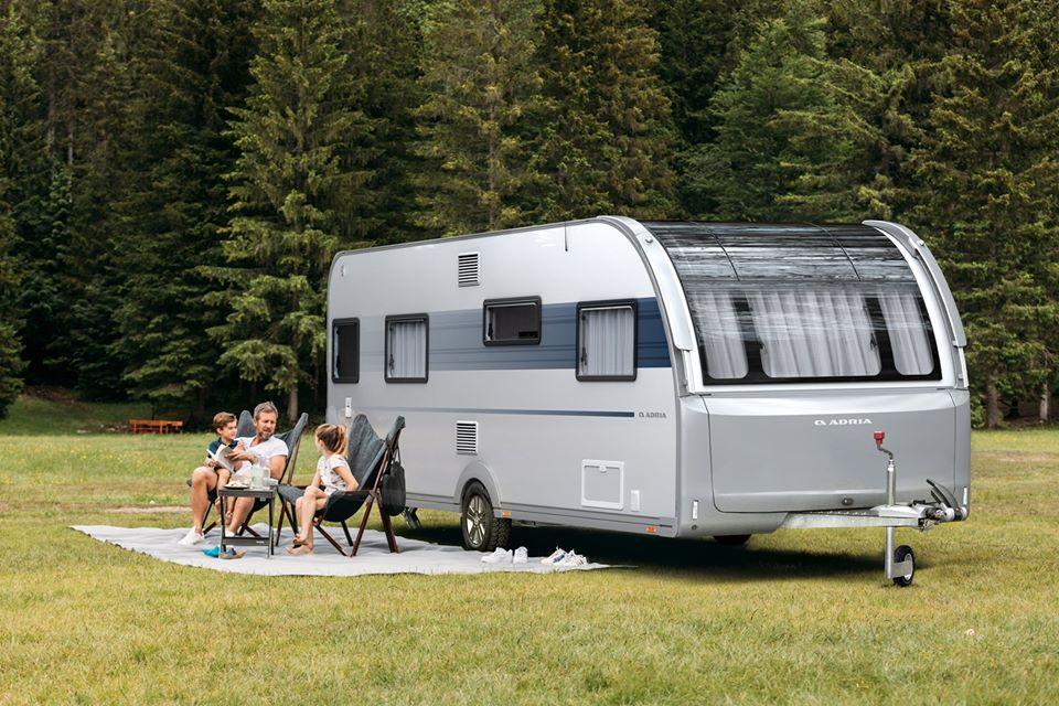 New Adria Caravan